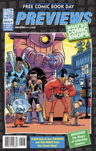 Previews (Free Comic Book Day 2014)