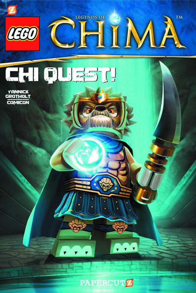 Lego: Legends of Chima Vol. 3: Chi Quest!