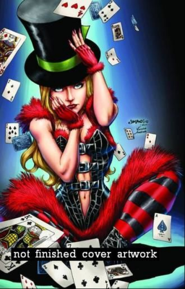 Grimm Fairy Tales: Wonderland Vol. 3