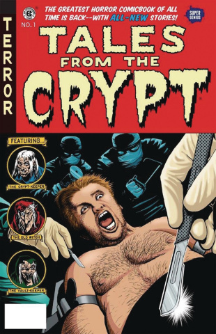 Tales From the Crypt Vol. 1: The Stalking Dead