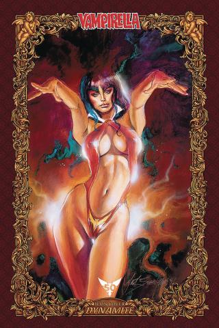 Vampirella #8 (75 Copy Beachum Icon Cover)