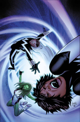 The Mighty Avengers #8