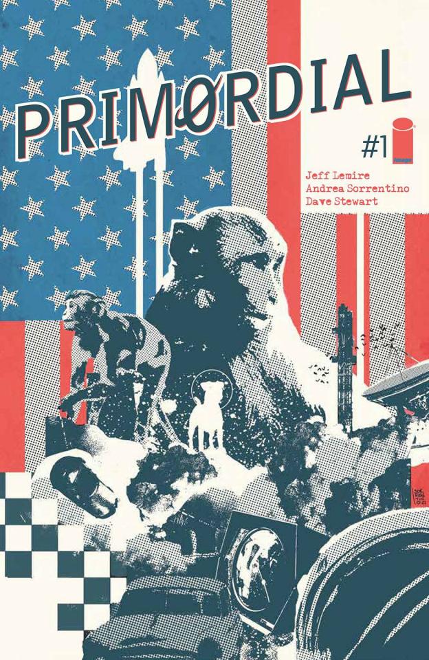 Primordial #1 (Sorrentino Cover)