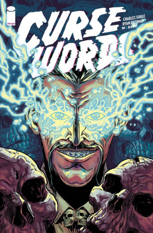 Curse Words #16 (Browne Cover)