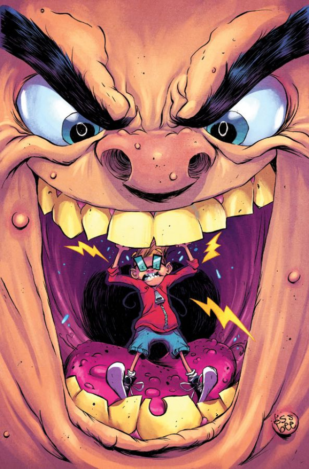 Bully Wars #1 (Brown Cover)