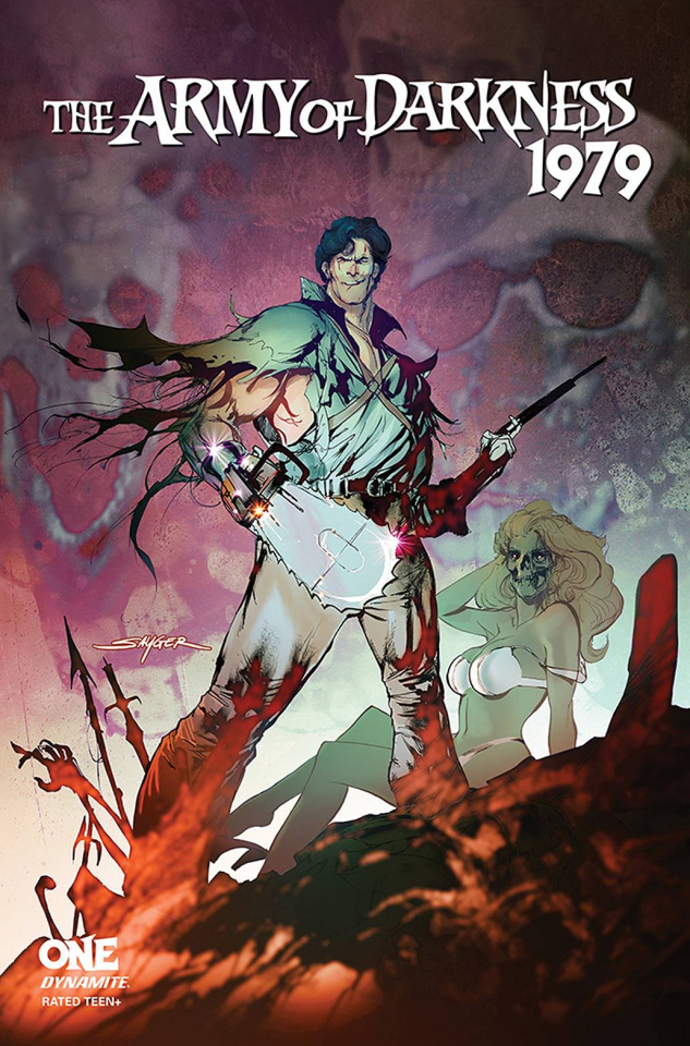 The Army of Darkness: 1979 #1 (Sayger Cover)
