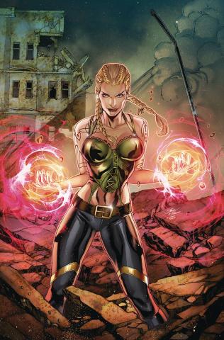 Gretel #1 (Diaz Cover)