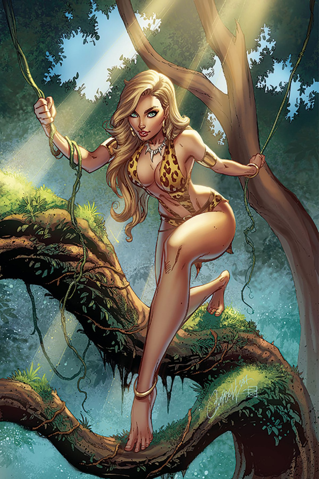 Sheena: Queen of the Jungle Vol. 1