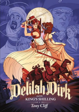 Delilah Dirk and The King's Shilling