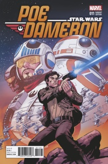 Star Wars: Poe Dameron #11 (Brown Cover)