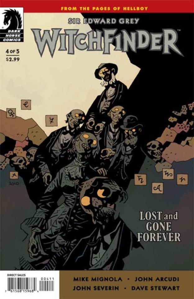 Witchfinder: Lost & Gone Forever #4
