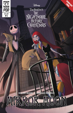 The Nightmare Before Christmas: Mirror Moon #3