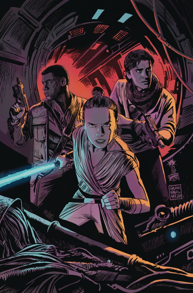 Star Wars Adventures #2 (Francavilla Cover)