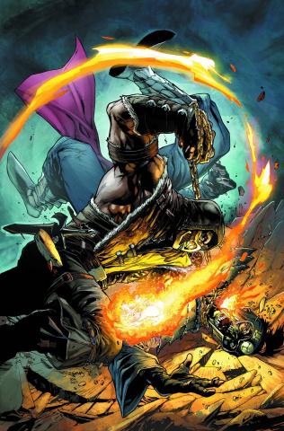 Mortal Kombat X #8
