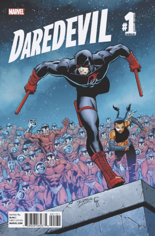 Daredevil Annual #1 (Lim Cover)
