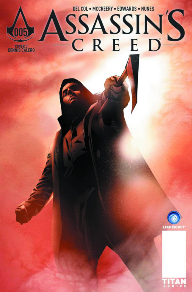 Assassin's Creed #5 (10 Copy Cover)