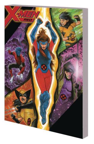 X-Men: Red Vol. 1: Hate Machine