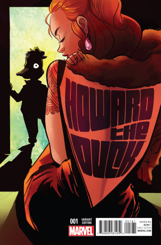 Howard the Duck #1 (Henderson Cover)