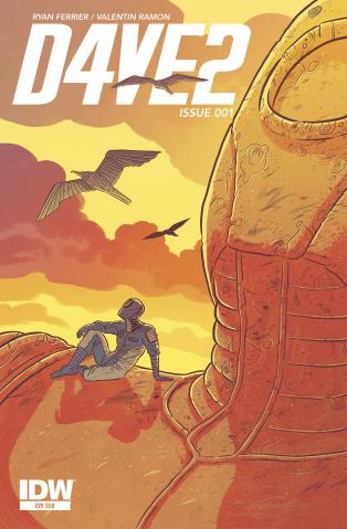 D4VE2 #1 (Subscription Cover)