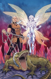 Grimm Fairy Tales: Neverland - The Return of Hook (Zaldivar Cover)