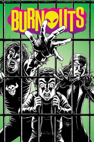 Burnouts #4 (Burnham Cover)