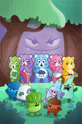 Care Bears: Unlock the Magic #2 (Garbowska Cover)