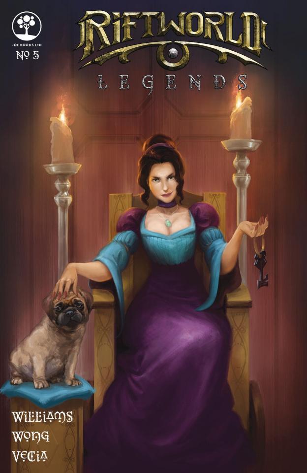 Riftworld: Legends #5