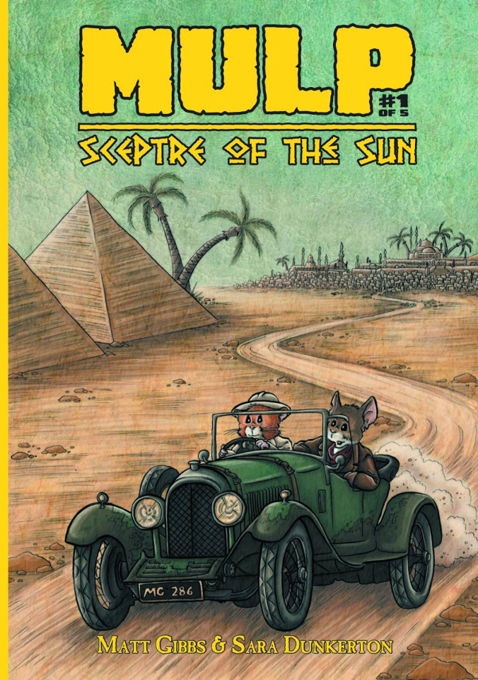 Mulp: Sceptre of the Sun #1