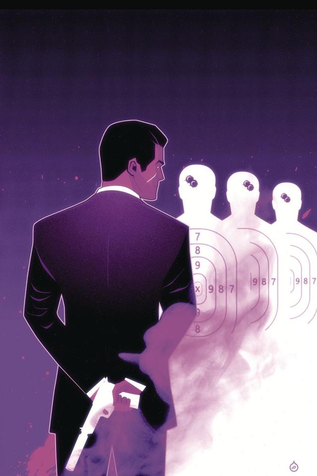 James Bond: Kill Chain #1 (30 Copy Virgin Cover)
