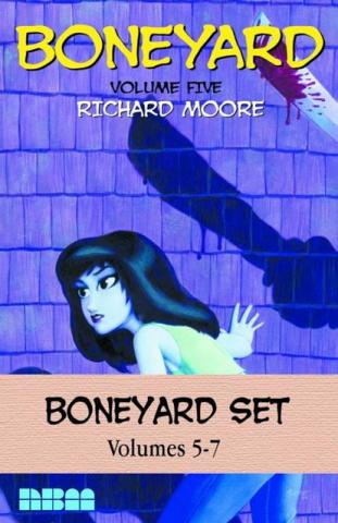 Boneyard Vols. 5-7