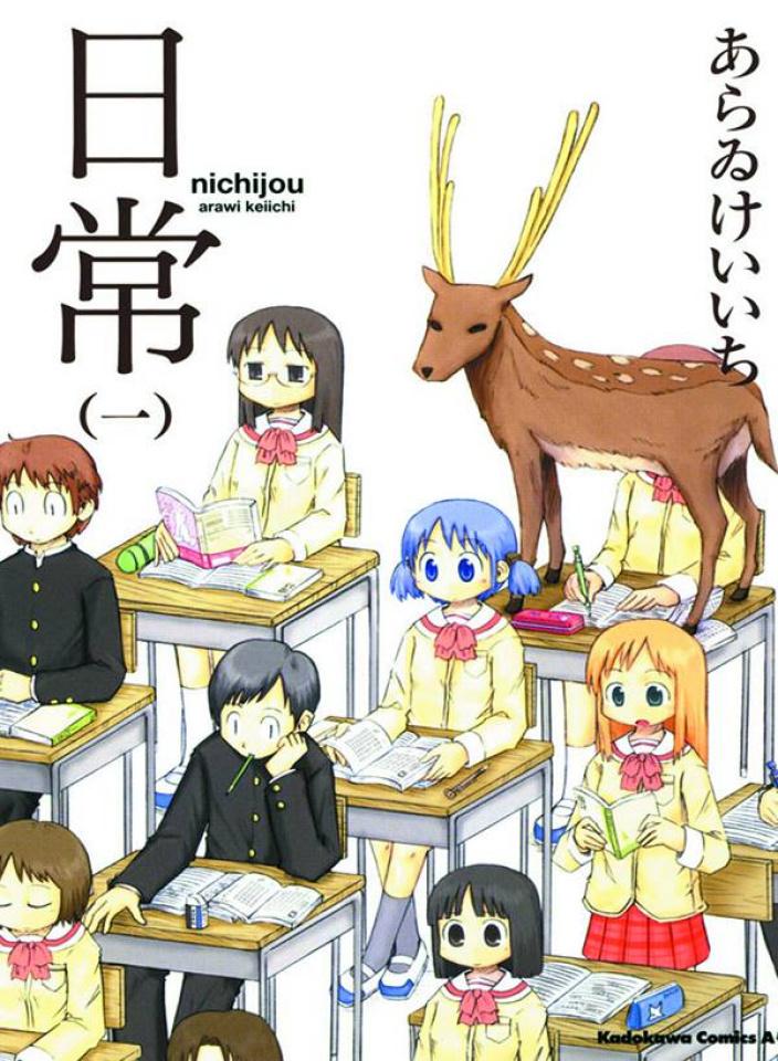 Nichijou Vol. 1