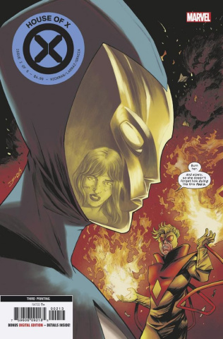 House of X #2 (Shalvey 3rd Printing)