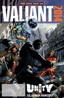 Valiant 2014 (Free Comic Book Day 2014)