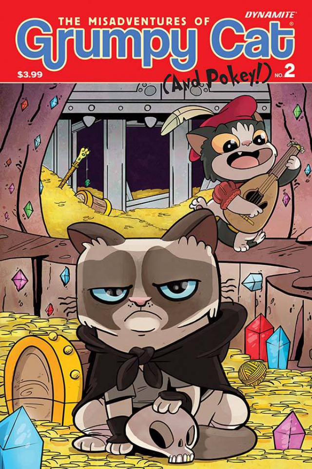 Grumpy Cat #2 (Maiden Cover)