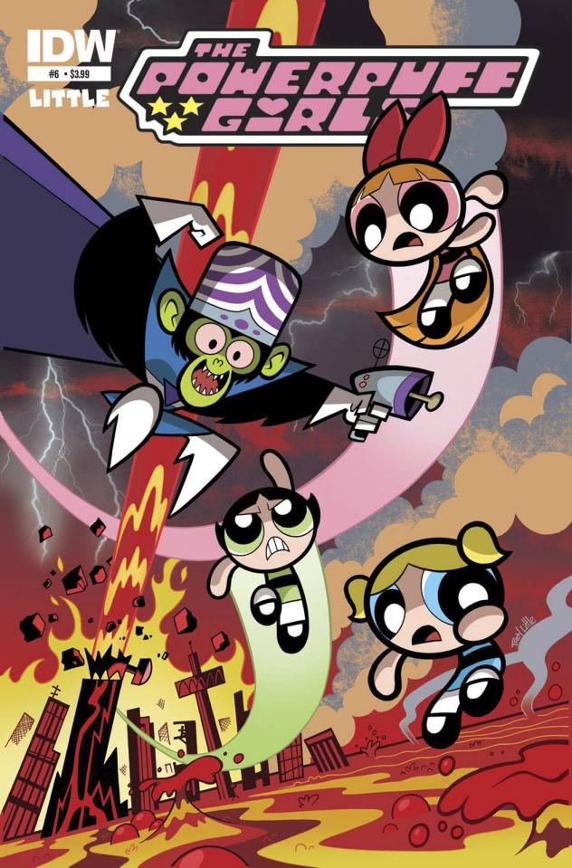 The Powerpuff Girls #6
