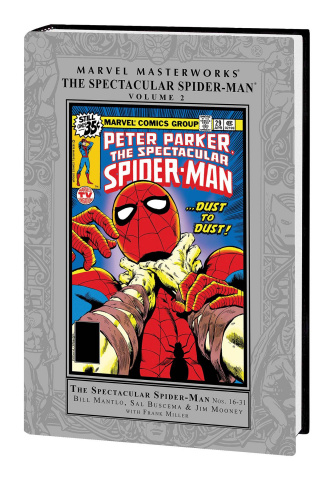 The Spectacular Spider-Man Vol. 2 (Marvel Masterworks)
