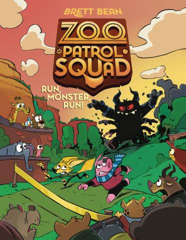 Zoo Patrol Squad Vol. 2: Run, Monster, Run!