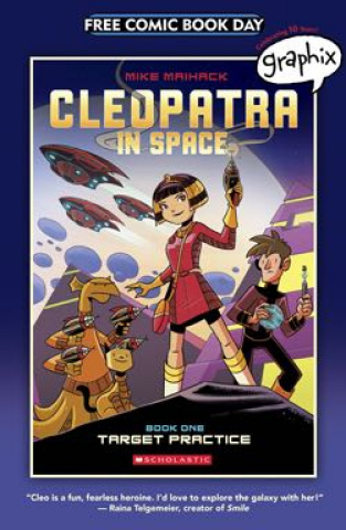 Graphix Spotlight: Cleopatra in Space
