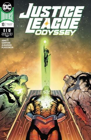 Justice League: Odyssey #10
