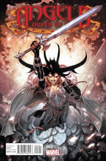 Angela: Queen of Hel #2 (Jacinto Cover)