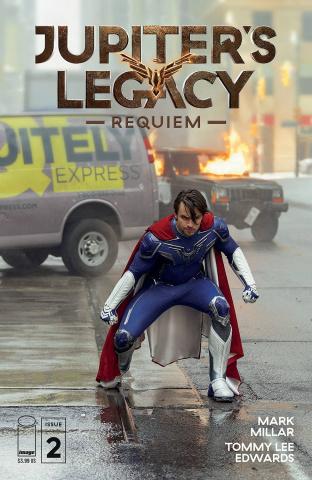 Jupiter's Legacy: Requiem #2 (Netflix Photo Cover)