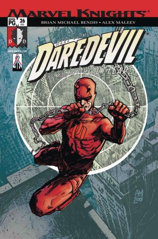 Daredevil by Bendis & Maleev #1 (True Believers)