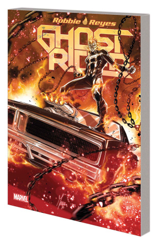 Ghost Rider Vol. 1: Four on the Floor