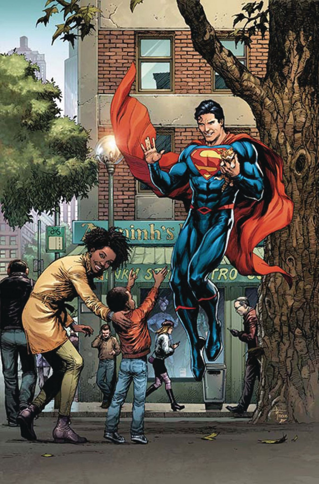Action Comics #972 (Variant Cover)