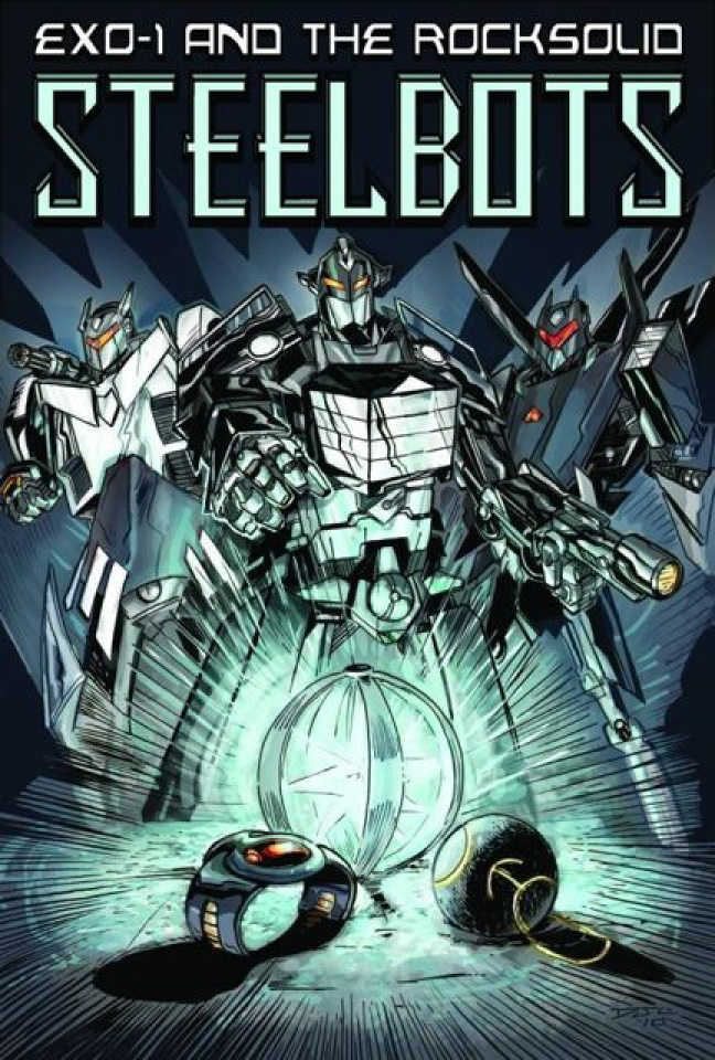 Exo-1 and the Rocksolid Steelbots Vol. 1