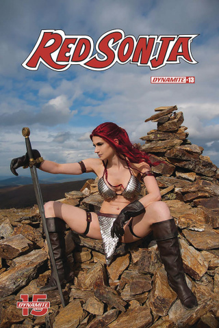 Red Sonja #13 (Cosplay Cover)