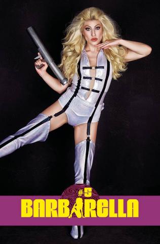 Barbarella #5 (Cosplay Cover)