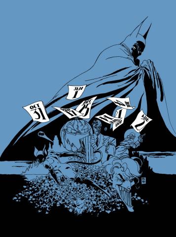 Batman by Jeph Loeb and Tim Sale (Omnibus)
