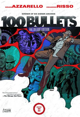 100 Bullets Book 2