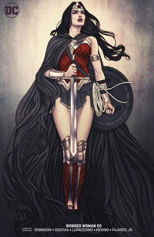 Wonder Woman #50 (Variant Cover)